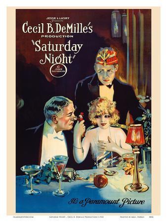Saturday Night - Cecil B. DeMille Production