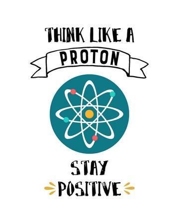 Think Like A Proton White