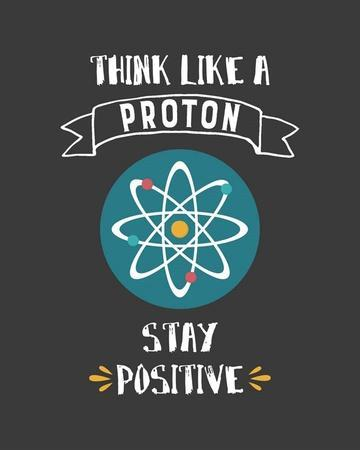 Think Like A Proton Gray