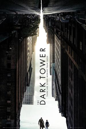 The Dark Tower One Sheet