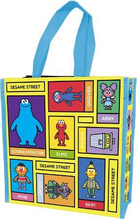 Sesame Street - Small Insulated Shopper Tote