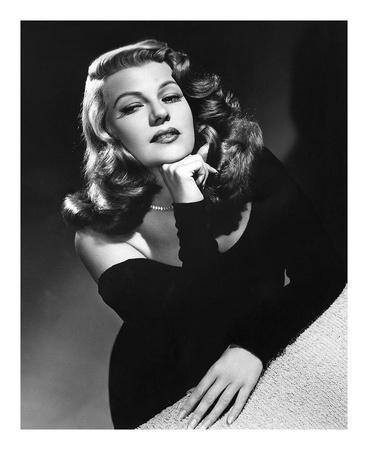 Rita Hayworth 'Gilda' 1946