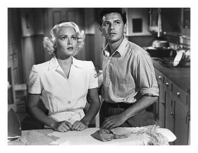 Lana Turner 1946 'The Postman Always Rings Twice' B