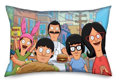 Bob's Burgers - Belcher Family Standard Pillowcase