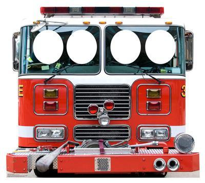 Fire Truck Stand-In