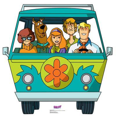 Scooby-Doo Mystery Incorporated - Mystery Machine