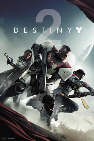 Destiny 2 - Key Art