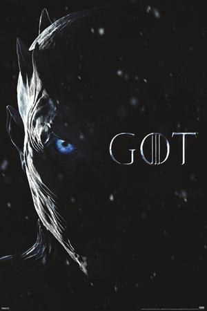 Game Of Thrones - Night King Eye