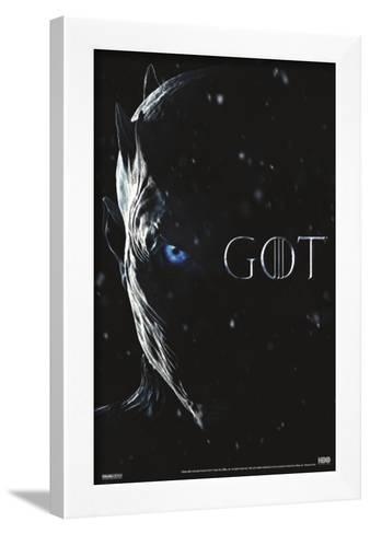 """Game Of Thrones Night King Eye Poster Print 11/""""x17/"""" Size NEW"""