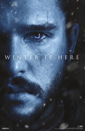 Game Of Thrones - S7-Jon Snow