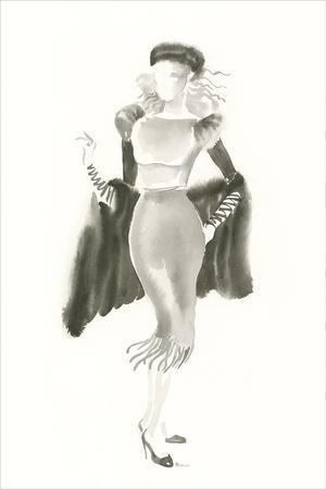 Couture Noir - Silk