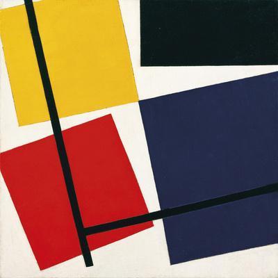 Simultaneous Counter-Composition, 1929-30