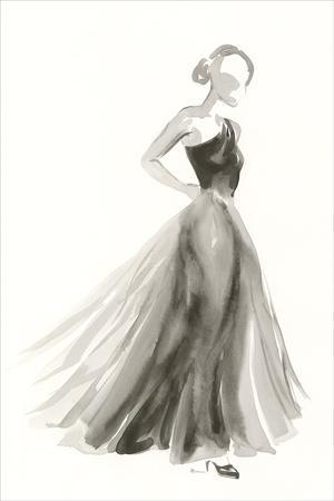 Couture Noir - Organza