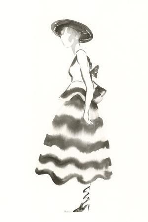 Couture Noir - Crepe