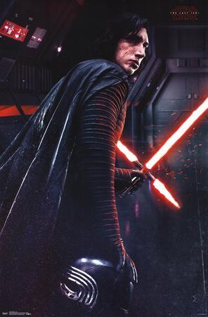 Star Wars - Episode VIII- The Last Jedi - Kylo