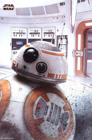 Star Wars - Episode VIII- The Last Jedi - Bb-8