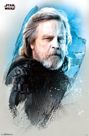 Star Wars -Episode VIII- The Last Jedi- Luke