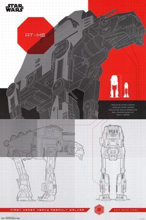 Star Wars - Episode VIII- The Last Jedi- At-M6