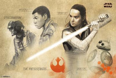 Star Wars - Episode VIII- The Last Jedi - Resistance