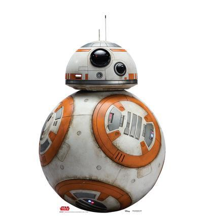 Star Wars VIII The Last Jedi - BB-8