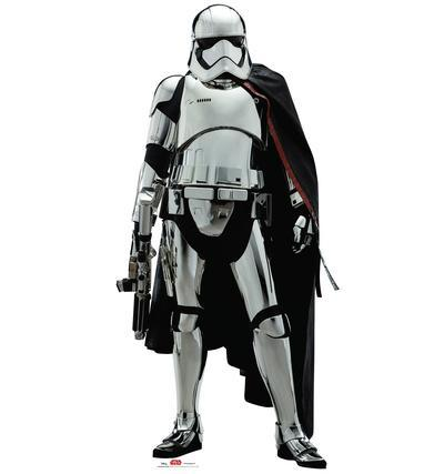 Star Wars VIII The Last Jedi - Captain Phasma™