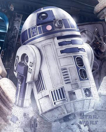 Star Wars: Episode VIII- The Last Jedi -R2-D2 Droid