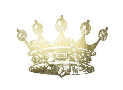 Gold Foil Crown II
