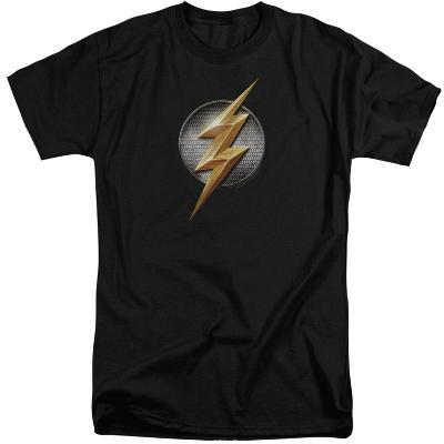 Justice League Movie - Flash Logo (Big & Tall)