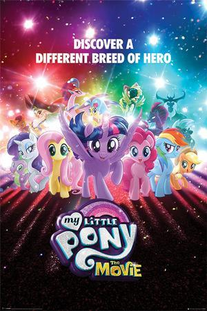 My Little Pony Movie - A Different Breed of Hero