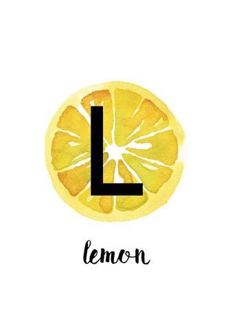 Alphabet Lemon