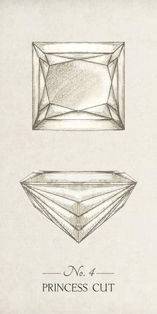 Diamantaire - Princess