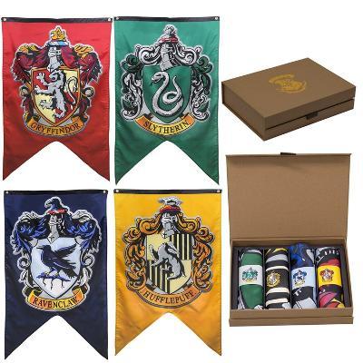 Harry Potter - Banner Gift Set