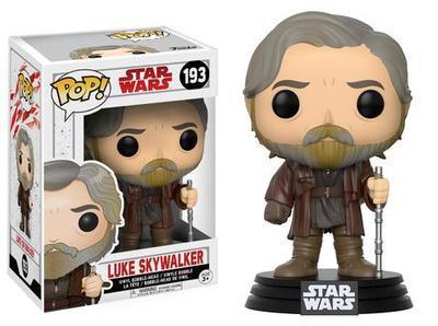 Star Wars: The Last Jedi - Luke Skywalker POP Figure