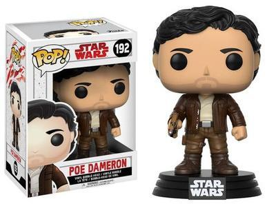 Star Wars: The Last Jedi - Poe Dameron POP Figure