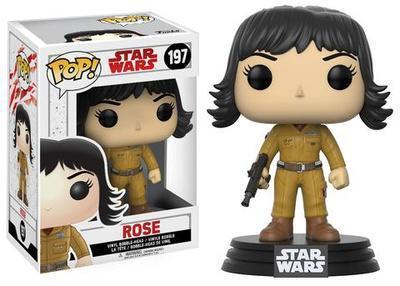 Star Wars: The Last Jedi - Rose POP Figure