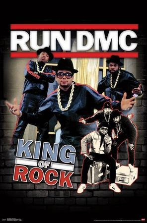 RUN DMC - KING OF ROCK