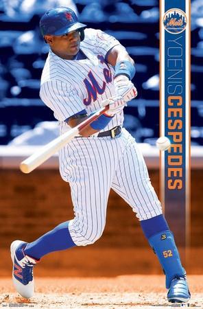 New York Mets - Y Cespedes 17