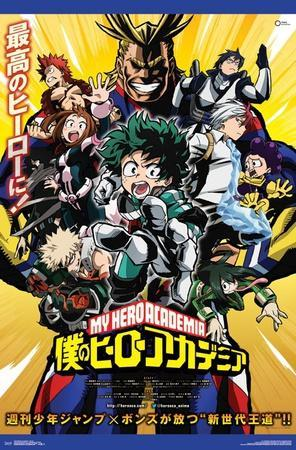 My Hero Academia - Key Art