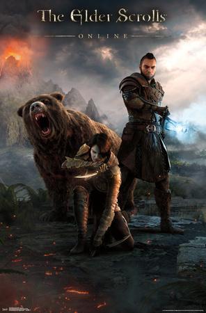 Elder Scrolls Online - Key Art