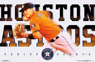 Houston Astros - C Correa 17