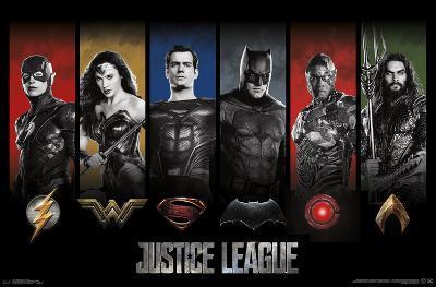 Justice League - Logos