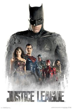 Justice League - Mist