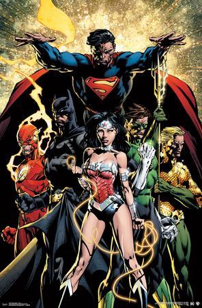 Justice League - Power