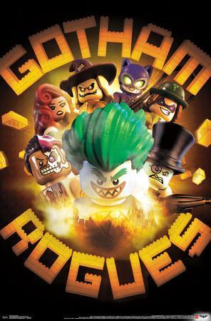 Lego Batman - Gotham Rogues