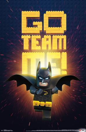 Lego Batman - Team Me