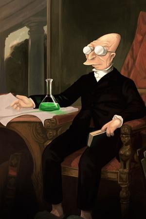 Farnsworth As John Quincy Adams