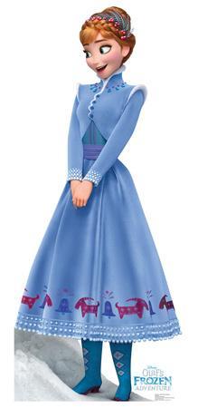 Olafs Frozen Adventure - Anna