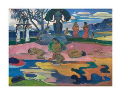 Day of the God (Mahana no Atua), 1894