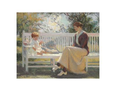 Eleanor and Benny, 1916
