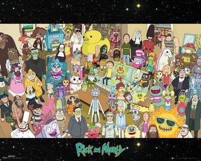 Rick & Morty - Cast